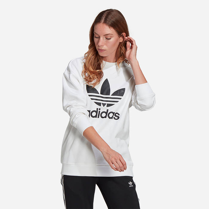 adidas Originals Trefoil Crew Sweat GN2961