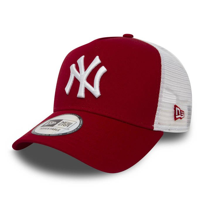 New Era Clean Trucker New York Yankees 11588488