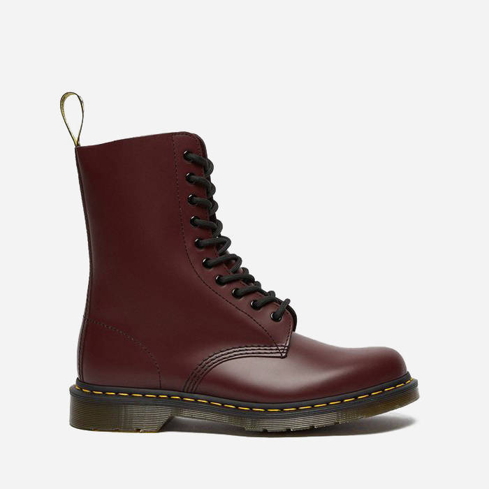 Dr. Martens 1490 Cherry Red Smooth 11857600