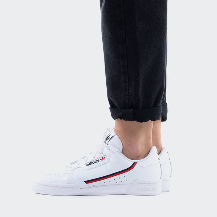 Dámske topánky sneakers adidas Originals Continental 80 J F99787