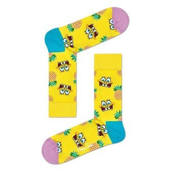 Happy Socks x SpongeBob Fineapple Surprise BOB01 2300