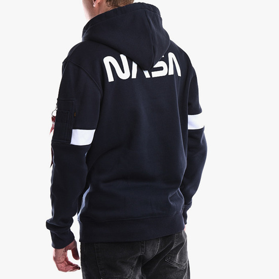 Alpha Industries Apollo 15 Hoody 198311 07