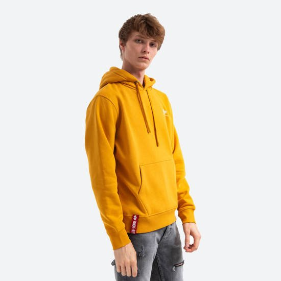 Alpha Industries Basic Hoody Small Logo 196318 441