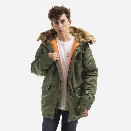 Alpha Industries Parka N3B VF 59 103141 01