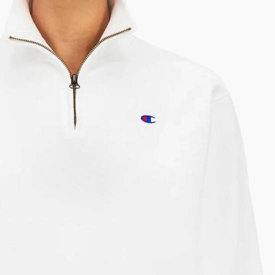 Champion Half Zip Sweatshirt 113354 WW001