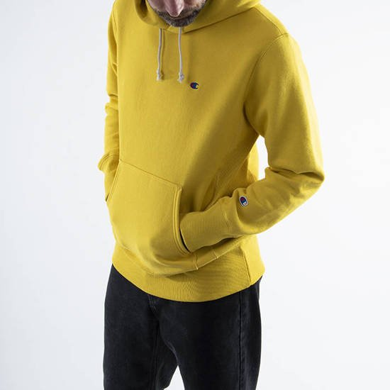 Champion Hooded Sweatshirt 215214 YS082