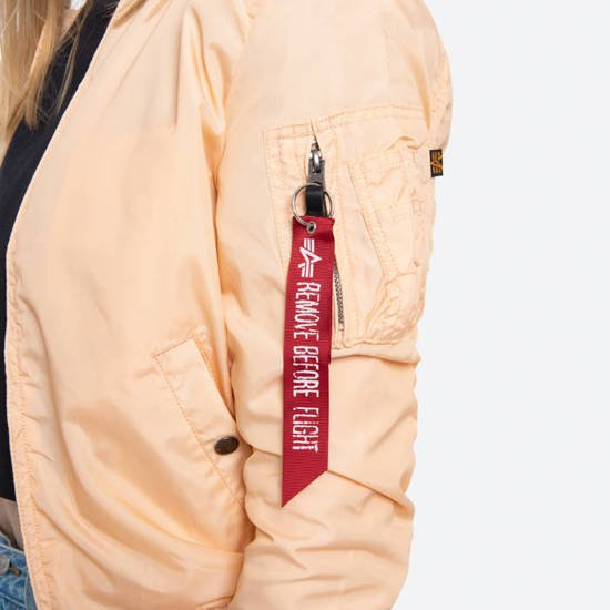 Dámska bunda Alpha Industries MA-1 141041 396