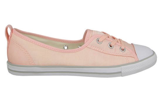 Dámske topánky sneakers Converse Chuck Taylor All Star Ballet Lace Slip 555871C