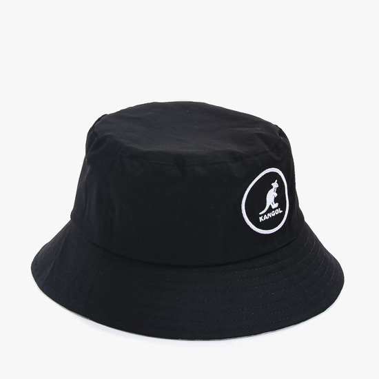 Kangol Cotton Bucket K2117SP BLACK