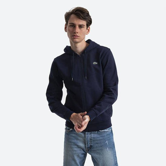 Lacoste Sport Hooded Sweatshirt SH1551 423