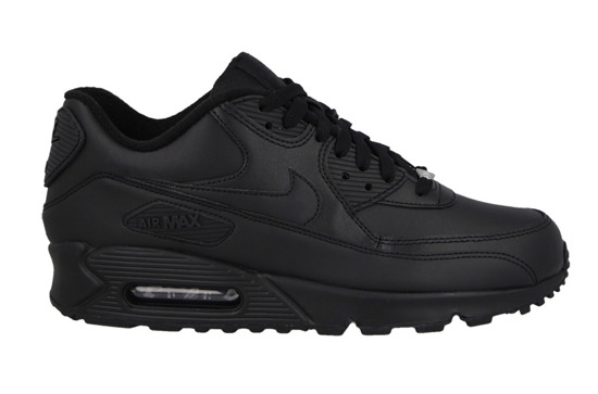 Pánske topánky SNEAKERS NIKE AIR MAX 90 LEATHER 302519 001