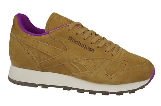 "Pánske topánky sneakers Reebok Classic Leather PB & J ""Munchies Pack"" BD1926"