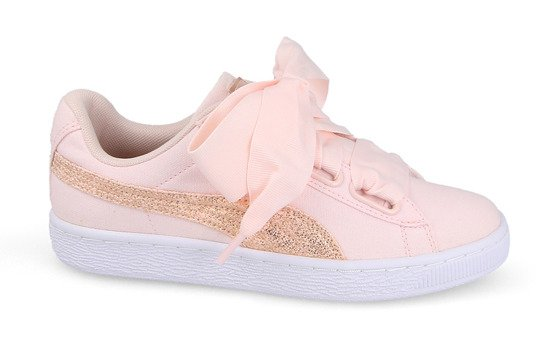 Puma Basket Heart Canvas 366495 02