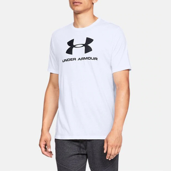 Under Armour Sportstyle Logo 1329590 100