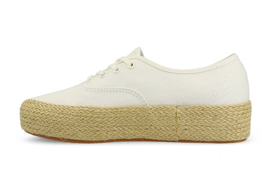 Vans Authentic Platform Marshmallow VA3NAQFS8
