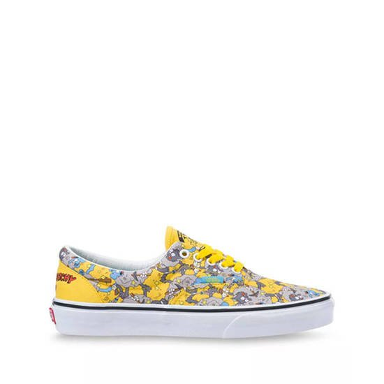 Vans x The Simpsons Ua Era VN0A4BV41UF