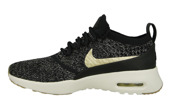 "Dámske topánky sneakers Nike Air Max Thea Ultra Flyknit ""Metallic Gold"" Pack 881564 001"