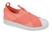 "Dámske topánky sneakers adidas Originals Superstar Slip on ""Tacticle Rose"" BY2950"