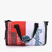 Eastpak x Andy Warhol Duffel Can Tomato Placed EK43E50X