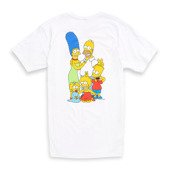 Vans x The Simpsons Family Tee VN0A4RTOZZZ